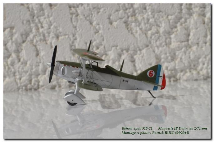 Blériot Spad 510 C1